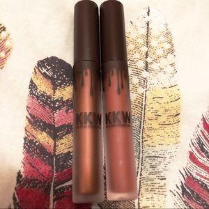 Kylie Cosmetics Makeup - Kylie Cosmetics Kylie & Kim Collab  Matte Lipstick